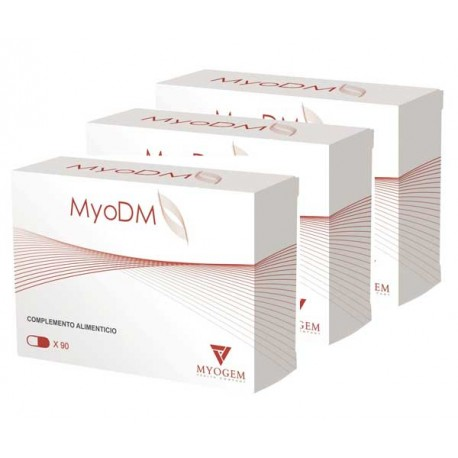 PACK x3 MYO-DM